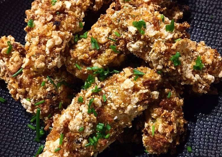 Nuggets de poulet panure croustillante 🍗