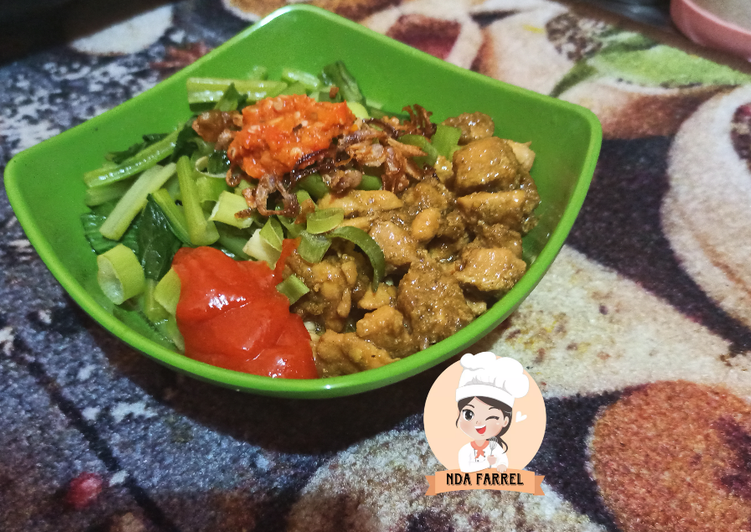 Mie Ayam Homemade Enak, Yummy