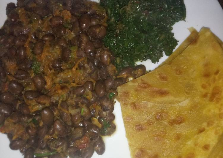 Simple Way to Make Perfect Fried njahi (black beans)