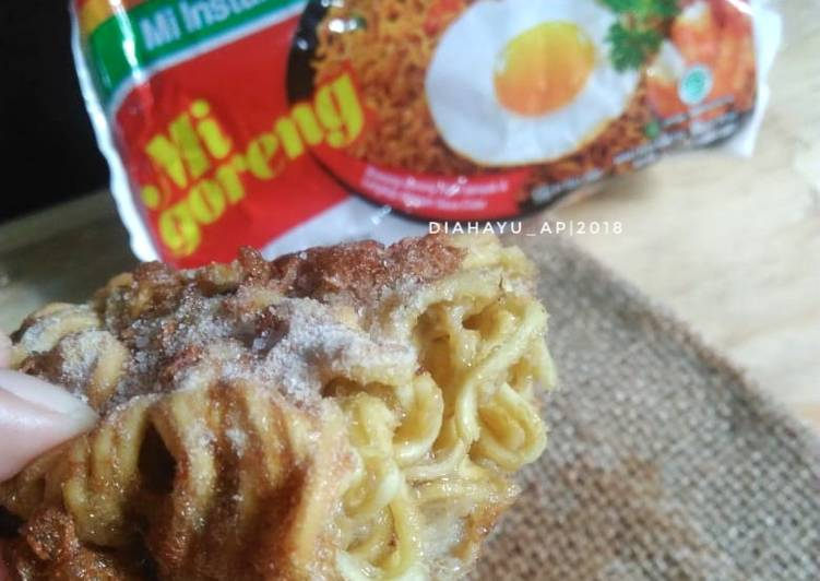 Indomie Goreng asli goreng