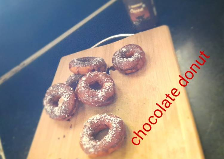Step-by-Step Guide to Make Ultimate Chocolate donuts