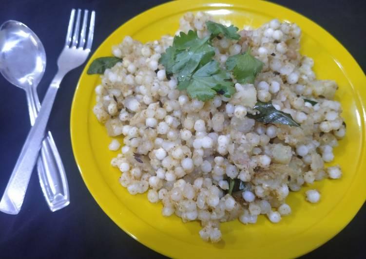 Easy Comfort Dinner Easy Refreshing Farali Sabudana Khichdi