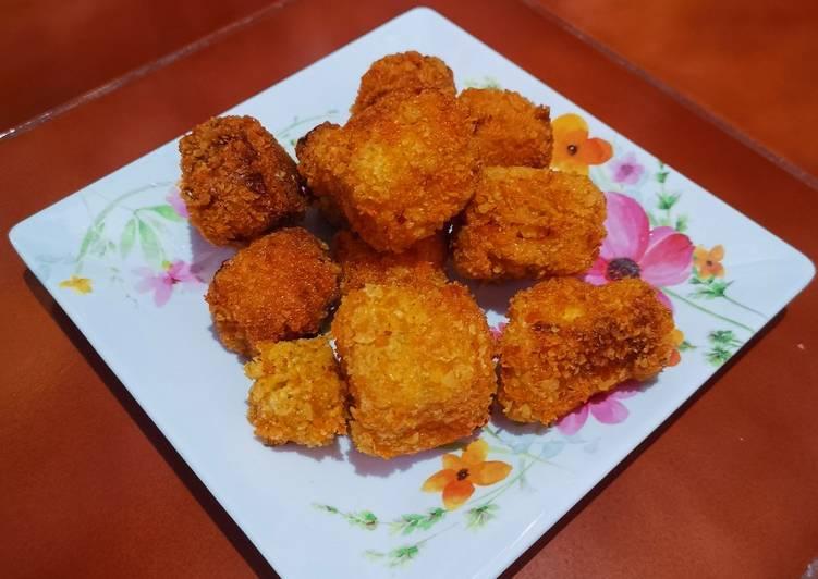 Cara Gampang Menyiapkan Nugget Ayam, Enak Banget