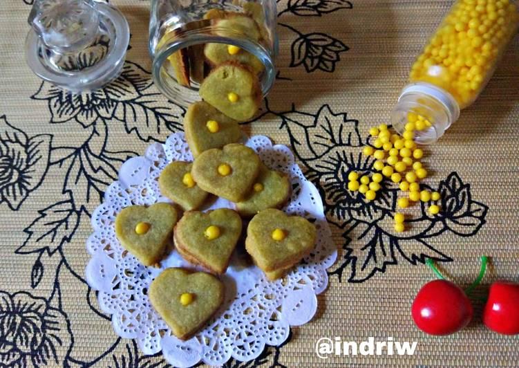 Matcha Cookies Teflon