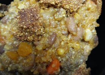 Easiest Way to Recipe Yummy Three Sisters Stew