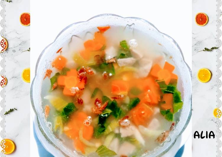 Soup Bakso Makaroni