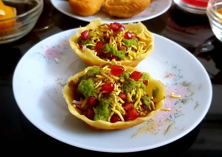 10 Minute Dinner Ideas Love Katori chaat