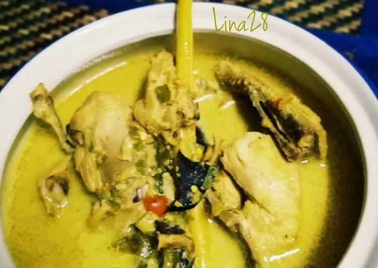 Ayam Masak Lemak Cili Padi - velavinkabakery.com