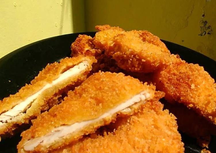 Chicken Katsu Anti Gagal dan Layak Jual