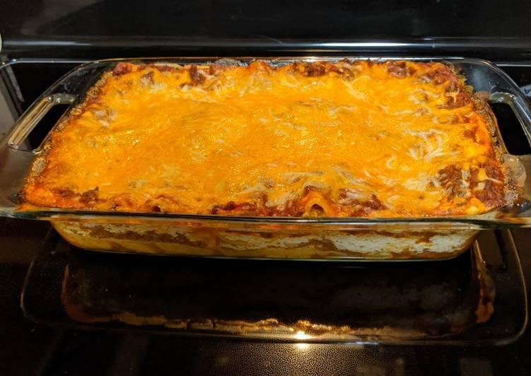 Ann's Famous Lasagna