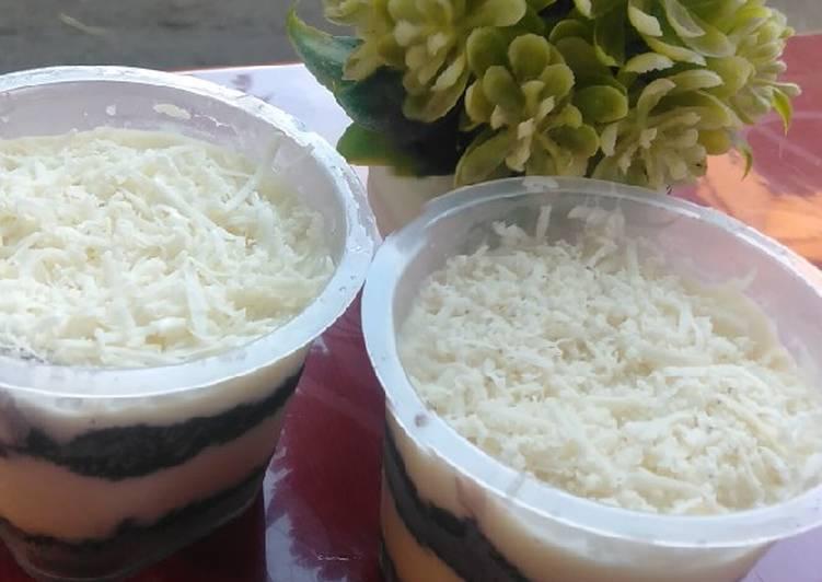 Oreo cheese cake lumer