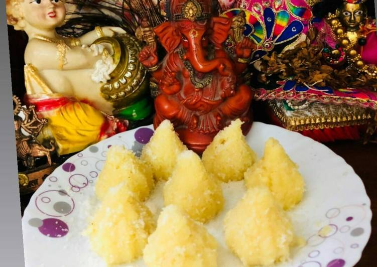 What are some Dinner Ideas Spring Dry Coconut Modak