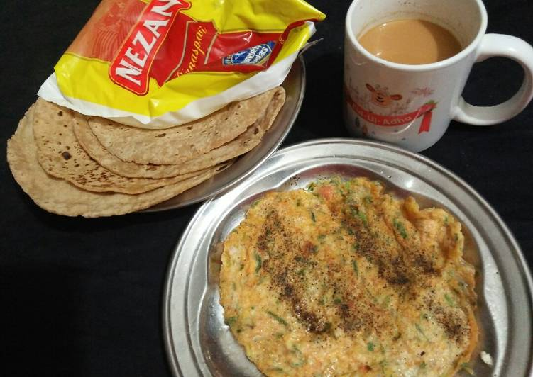 Discover How to Improve Your Mood with Food Masala Omlete 😃😃