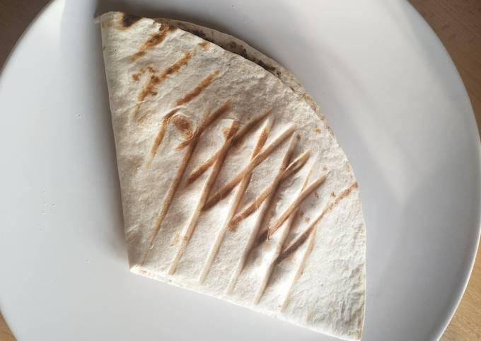 Sweet Tortilla Snack