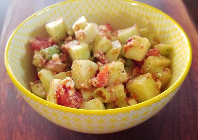 Recipe of Quick Cucumber Salad