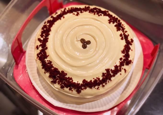 Mahogany Velvet Cake