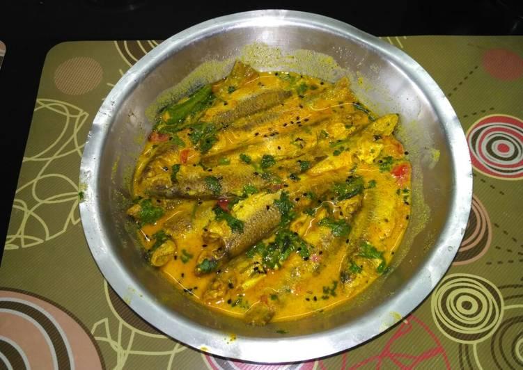 Recipe of Quick Bata fish curry