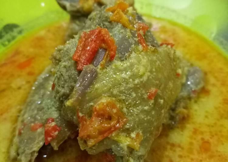 Resep Enthok Santan Pedas Mentok Oleh Pawon Mimi Cookpad
