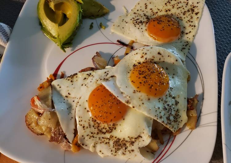 Truffle breakfast