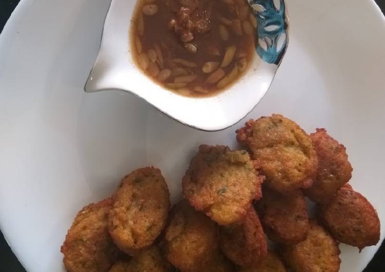 Top 10 Dinner Ideas Favorite Moong dal and oats pakory