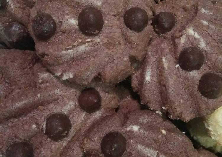 Kuker monde coklat