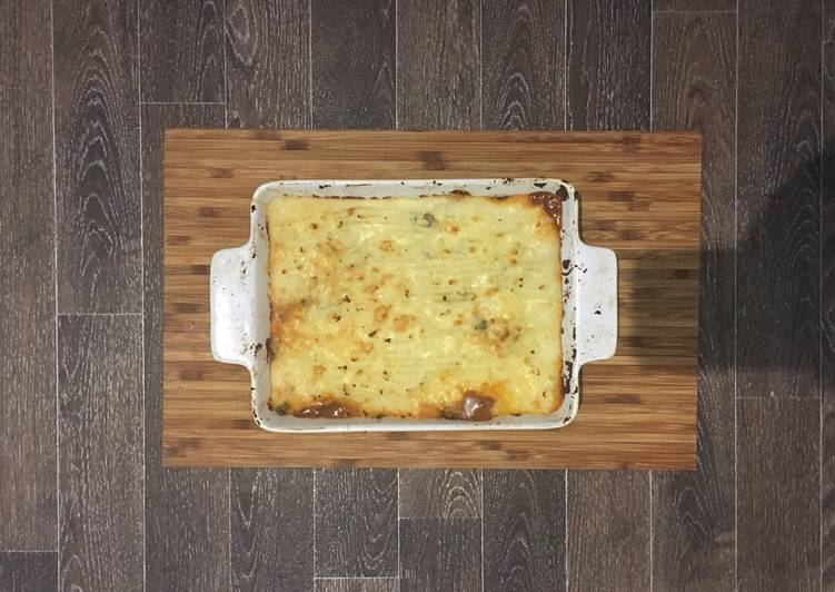 Recipe of Top-Rated Cottage Pie