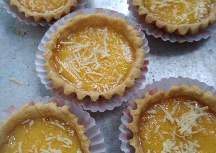 Resep Pie Susu Keju Oleh Kannia Cookpad