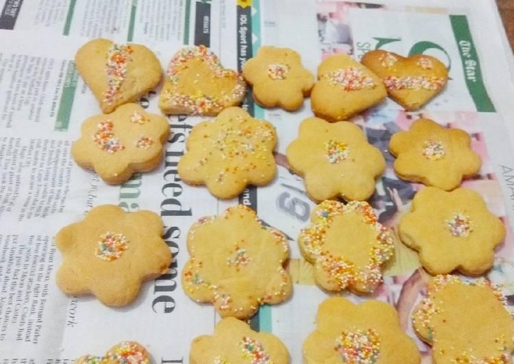 Vanilla Biscuits Recipe By Ntuntu Cookpad