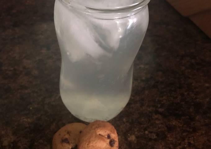 My amazing picnic lemonade