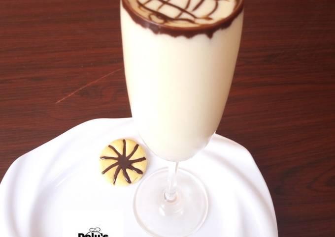 Pure Bliss milkshake