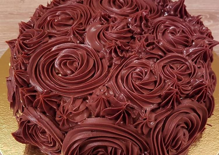 Gâteau chocolat/nutella