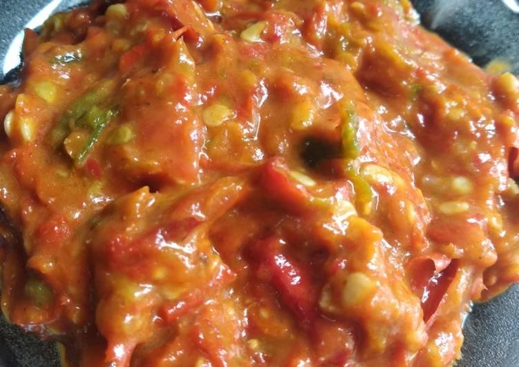 Sambel goreng tomat