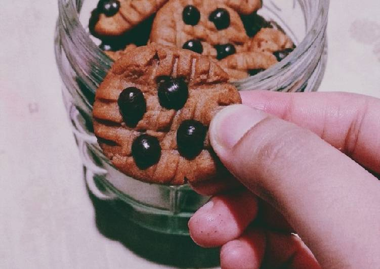 Chocolate Choco Chips Cookies Teflon