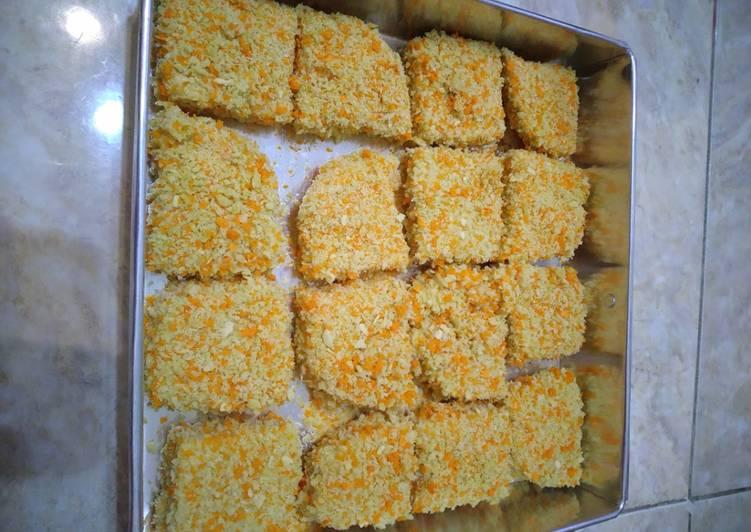 Resep Praktis Nugget Ayam Homemade Yang Versi Anak Kos