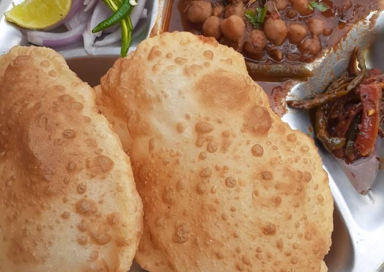 10 Minute Dinner Ideas Diet Perfect Punjabi chole bhature