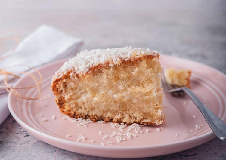 How to Prepare Tasty Brazilian Coconut Cake