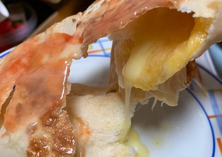 Resep Mozzapapa – roti tortilla dengan mozzarela – calzone ala2 Paling Enak