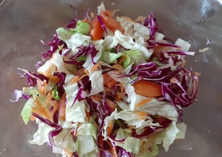 Recipe of Award-winning Rainbow Salad