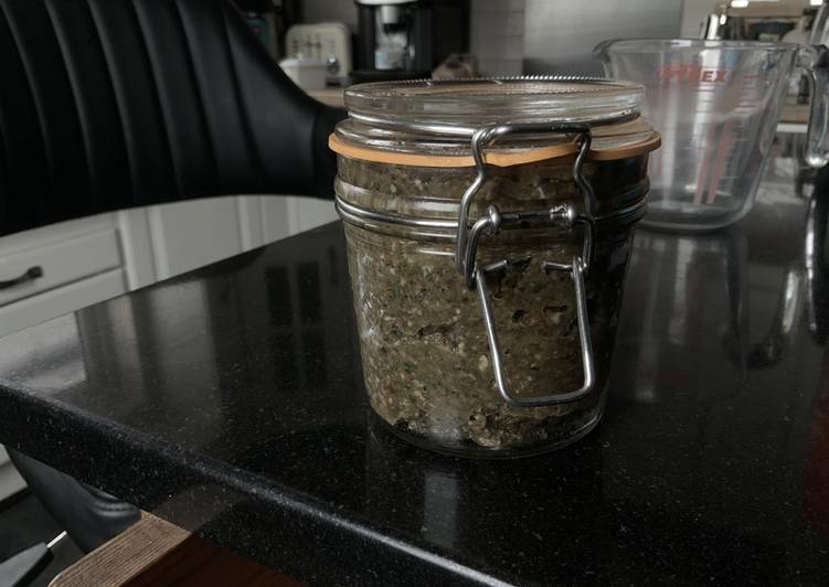 Step-by-Step Guide to Prepare Homemade Vegan Mushroom Pate - Wholefood - Plant Based (no added oil)