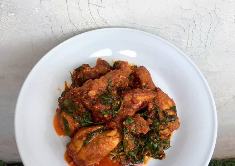 Ayam woku/Ayam kemangi/Ayam rica-rica