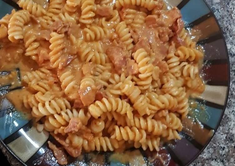 Recipe of Homemade Bacon Pasta Magnifique