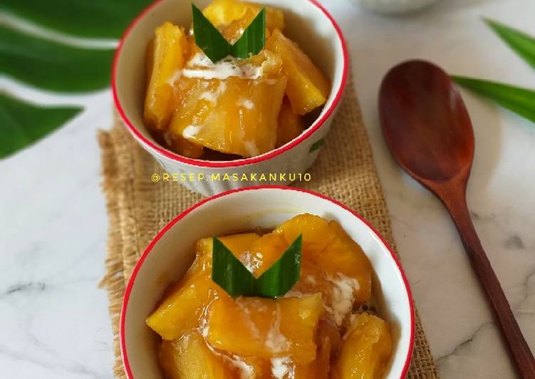 Singkong Thailand/ Cimplung - cookandrecipe.com