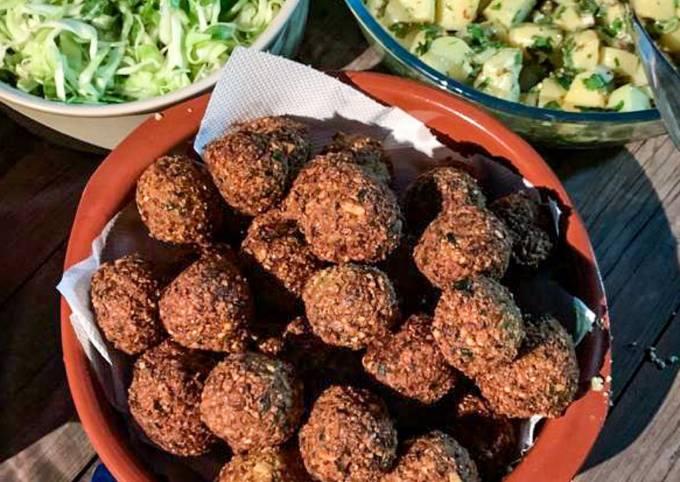 Falafel - Streetfood aus Israel