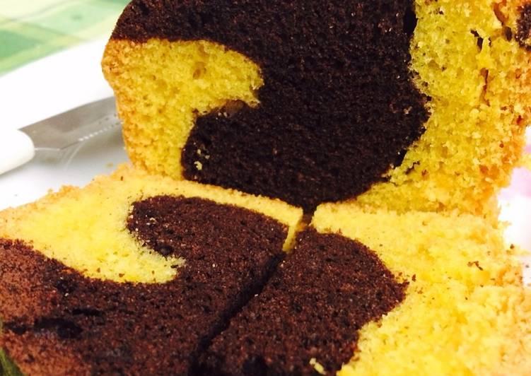 Ricetta Plumcake vaniglia e cioccolato