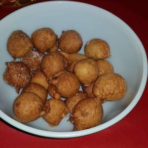 Buñuelos dulces