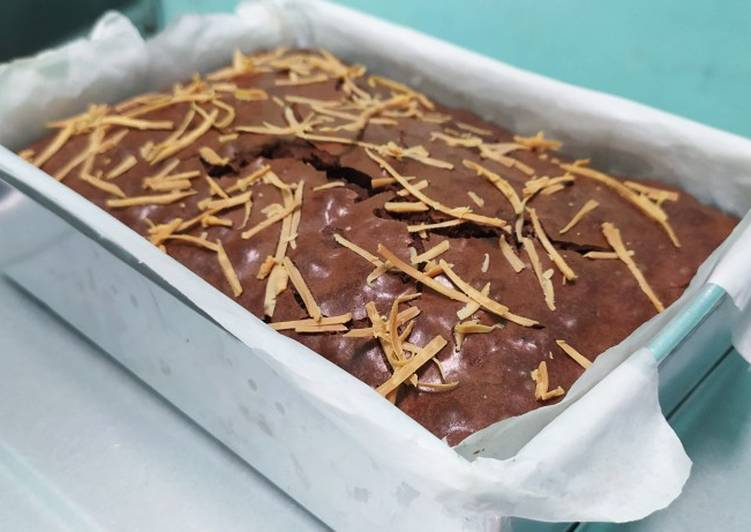Brownies Panggang ala Primarasa