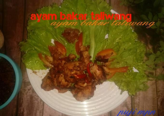 202. Ayam Bakar Taliwang