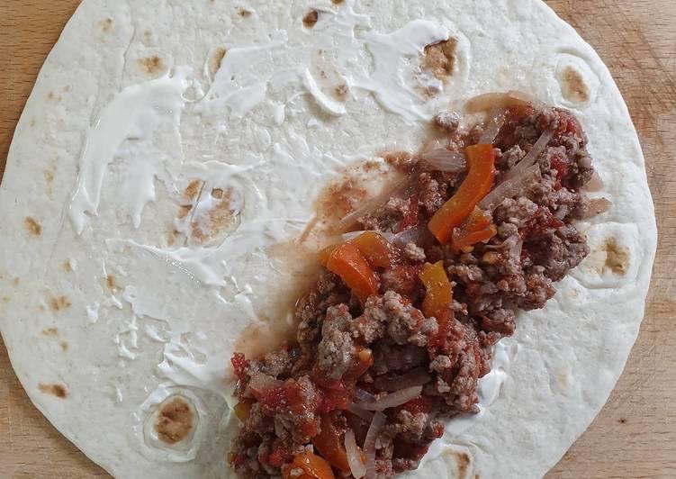 Comment Cuisiner Enchiladas au bœuf