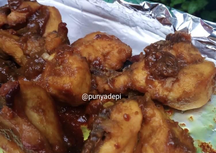Resep Ayam Panggang Praktis Yang Mudah Sedap