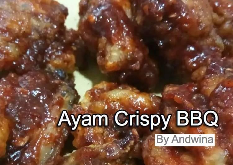 Ayam Crispy BBQ